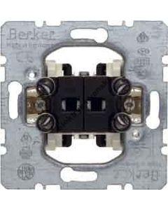 Łącznik pojedynczy uniwersalny (schodowy) BERKER One.platform